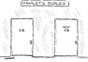 Hamlet's Appartment